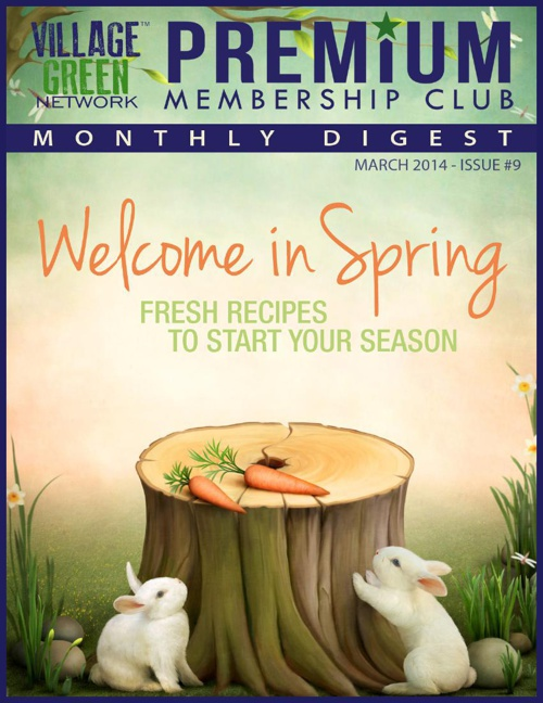 VGN Premium Membership Club Monthly Digest - March2014