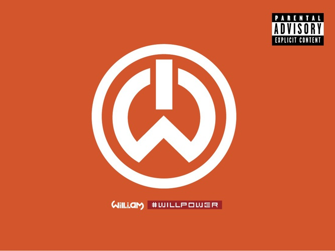Digital Booklet - #willpower (Deluxe