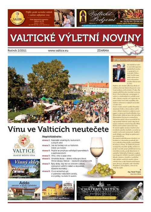 Valtické výletní noviny 2