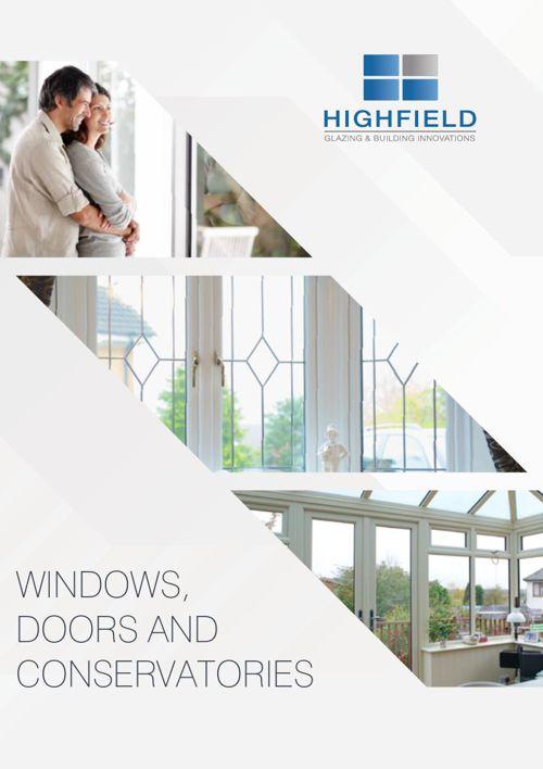 Highfield Windows Retail Brochure