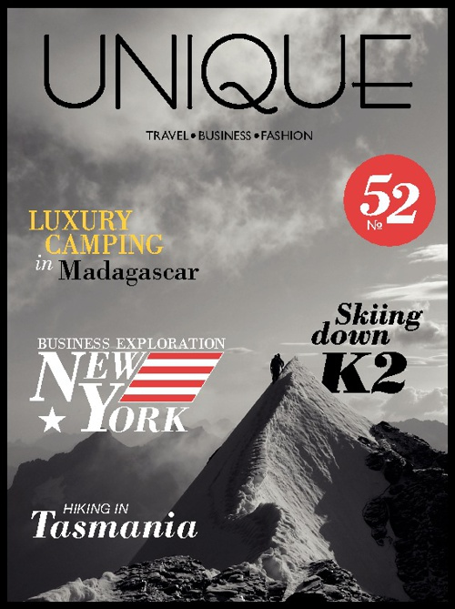 UNIQUE - Travel Magazine