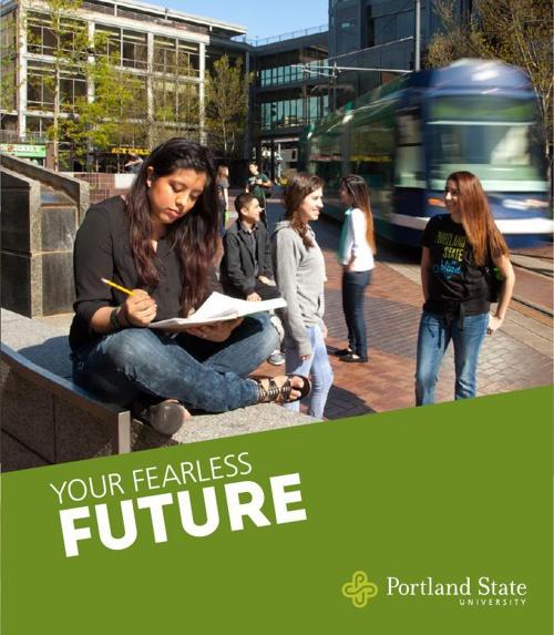 PortlandStateUniv_FearlessFuture_Brochure