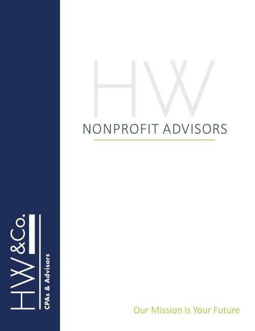 HW&Co. - HW Nonprofit Advisors