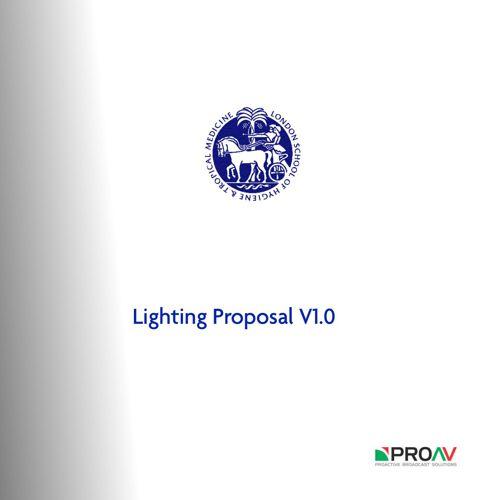 Proposal LSHTM