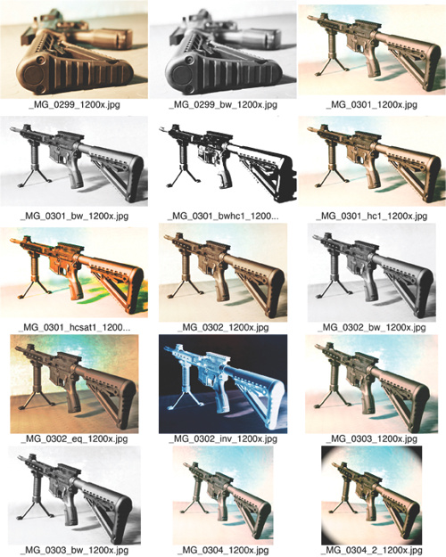 AR57 GUN PROOFS #3
