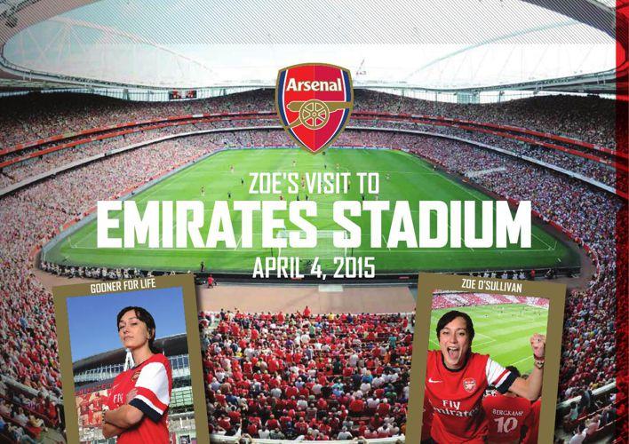 Arsenal Photobook v1