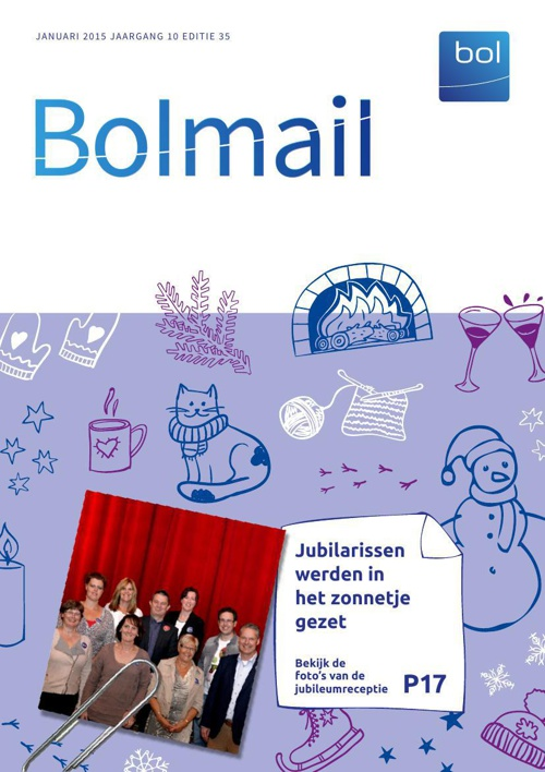 Bolmail, Januari 2015 editie 35