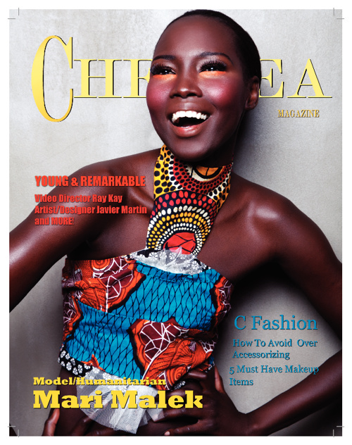Chellea Magazine Issue 1