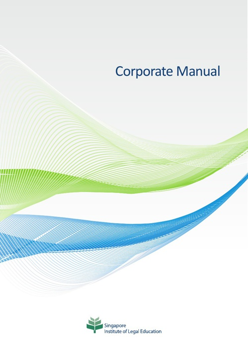 SILE corporate manual 25 May