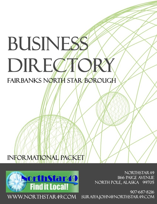 Business Directory Informational Packet