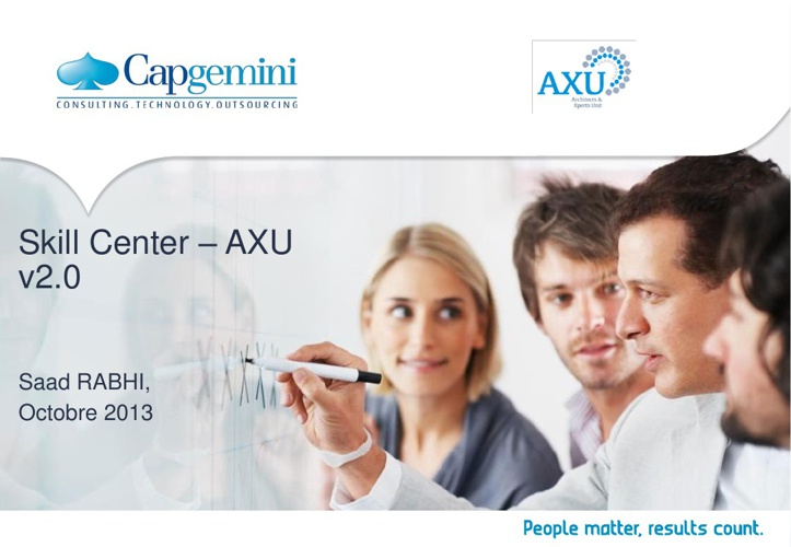 Skill Center - AXU