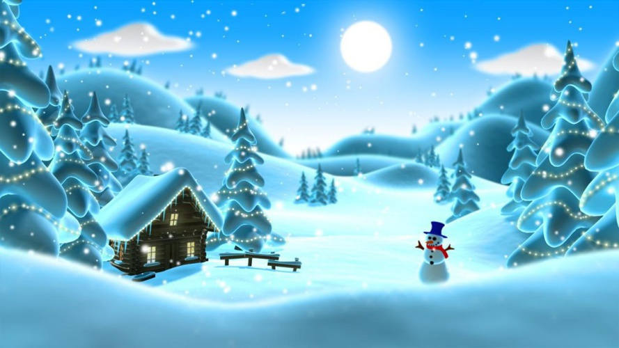 Best-Winter-Snow-Cartoon_HD-Wallpaper-1024x576
