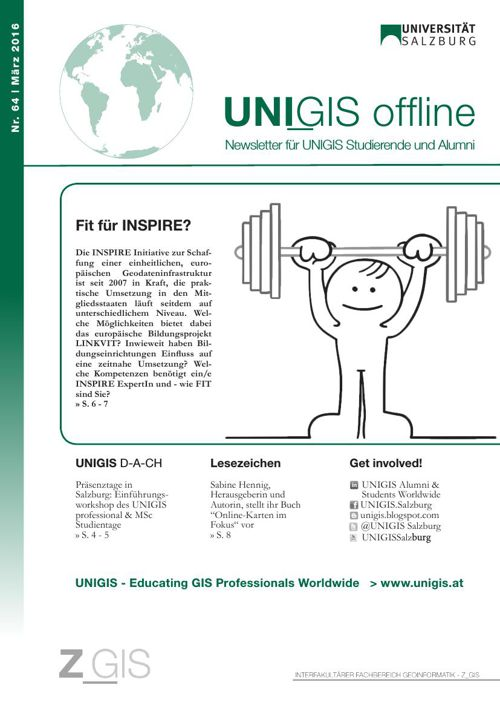 UNIGIS offline 01/2016