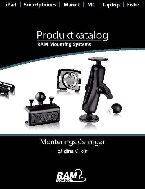 Produktkatalog RAM Nordic