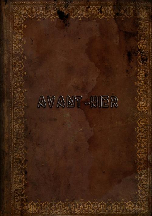 AVANT-HIER