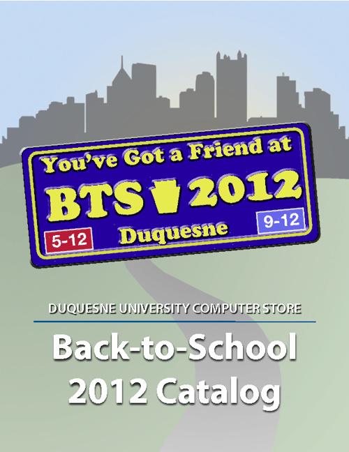 BTS Catalog 2012