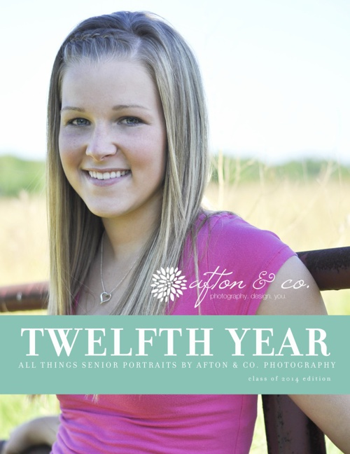 Twelfth Year - Afton & Co. Photography