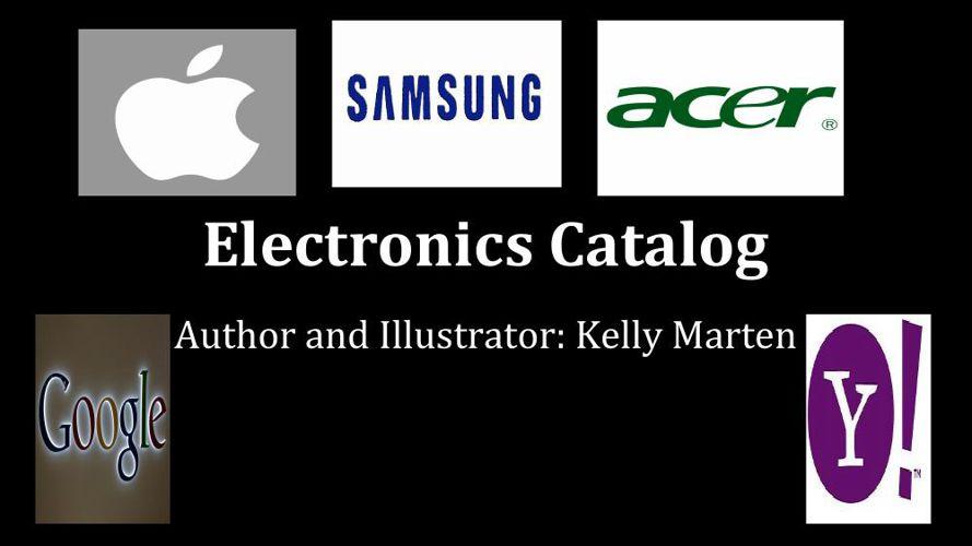 Electronics catalog (2)