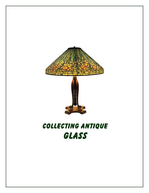 Collecting Antique Glass