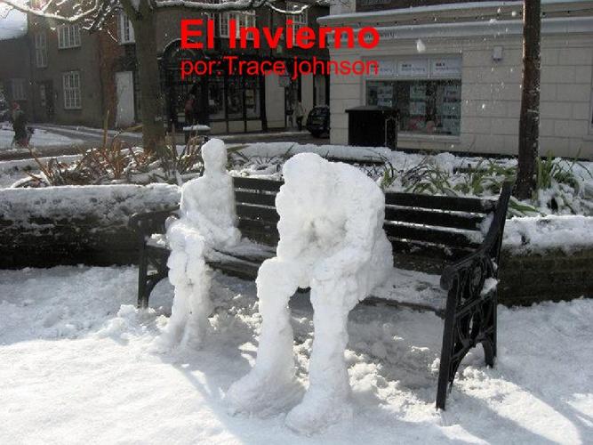 El invierno trace johnson p2