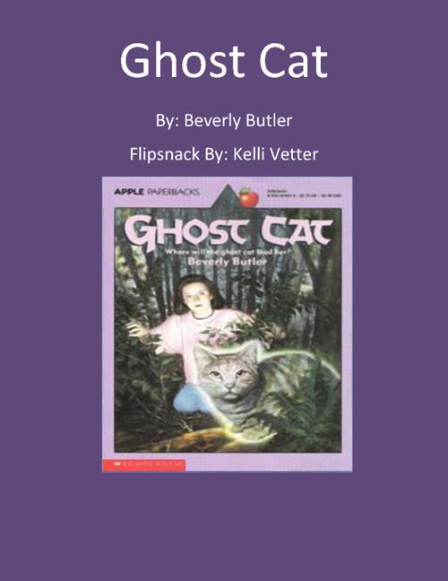 Ghost Cat by Kelli