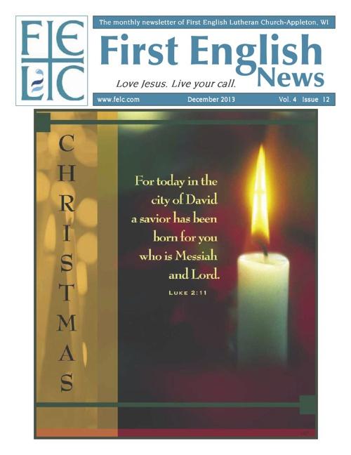 December 2013 First English News