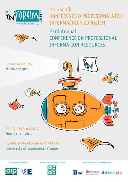 Inforum 2017 program konference / conference programme