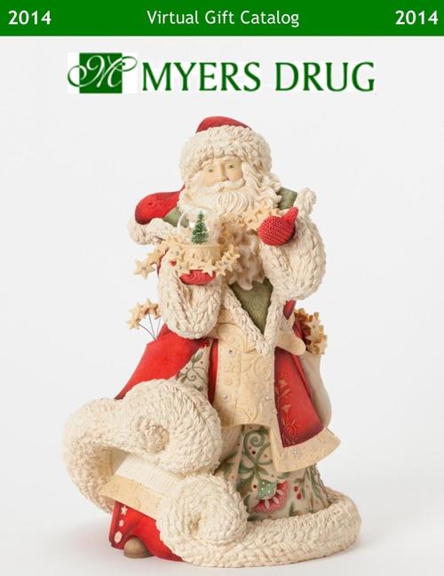 2014 Myers Drug Christmas Catalog