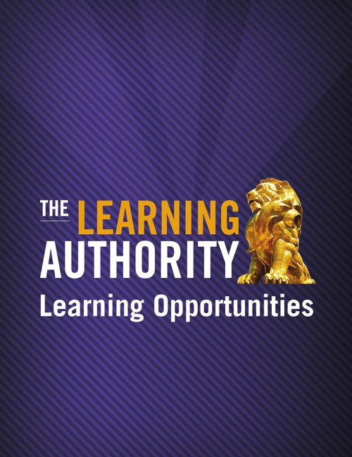 Learning Authority: Learning Catalog