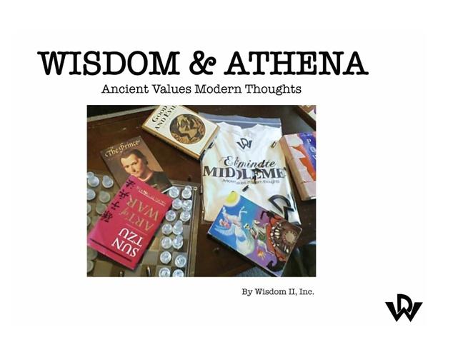Wisdom & Athena