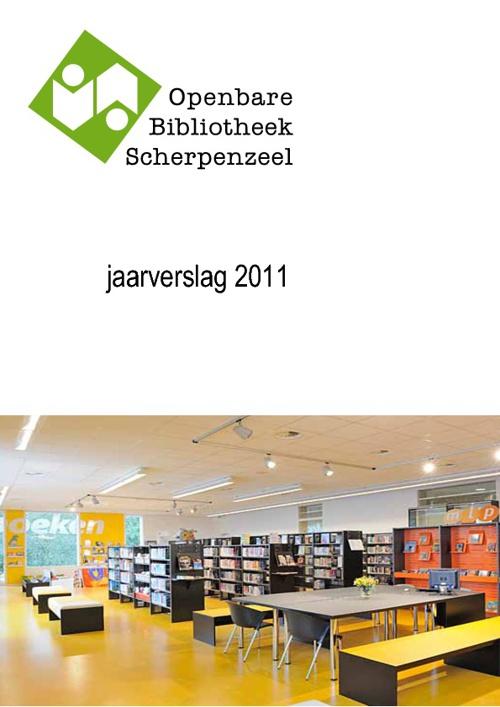 Openbare Bibliotheek Scherpenzeel jaarverslag 2011