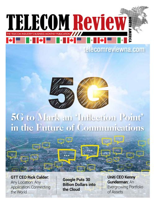 Telecom Review North America June 2017
