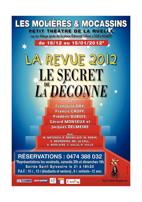 La Revue 2012