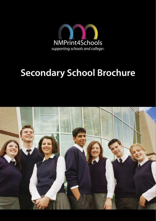 Secondary School Brochure