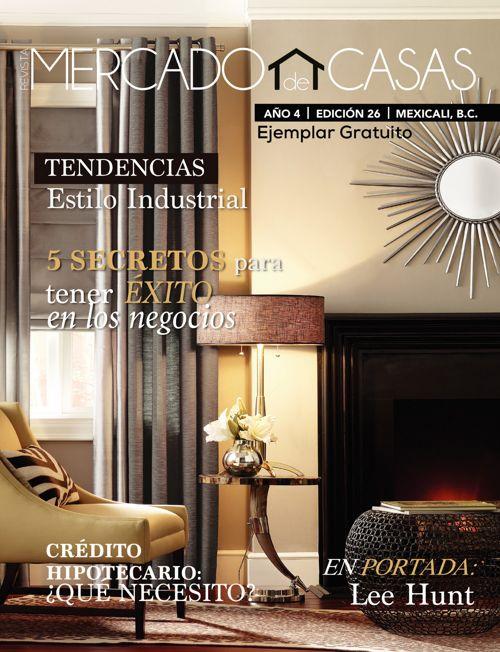 Revista Mercado de Casas. Edicion Marzo Abril 2017