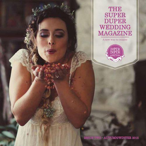 Super Duper Wedding Magazine