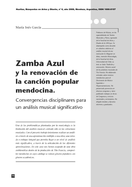 ZAMBA AZUL