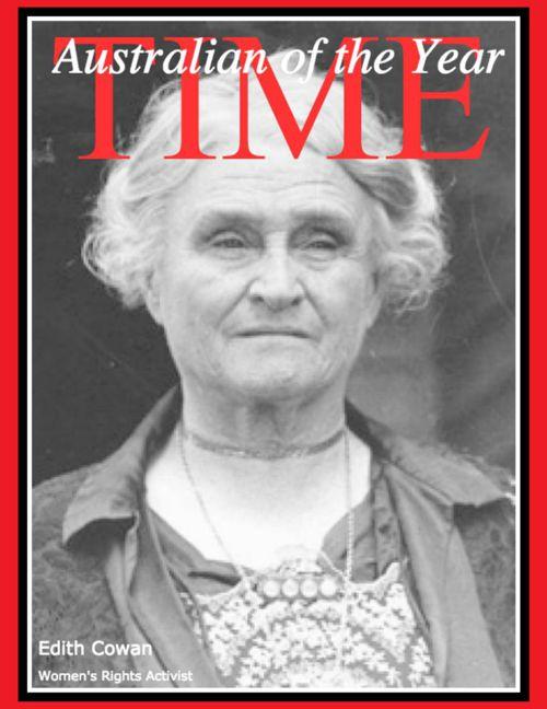 Edith Cowan Biography (3)