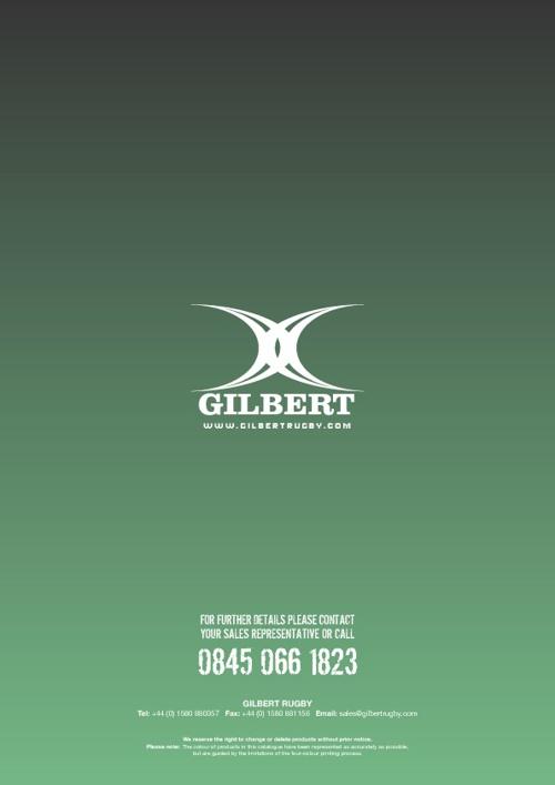 GILBERT2012