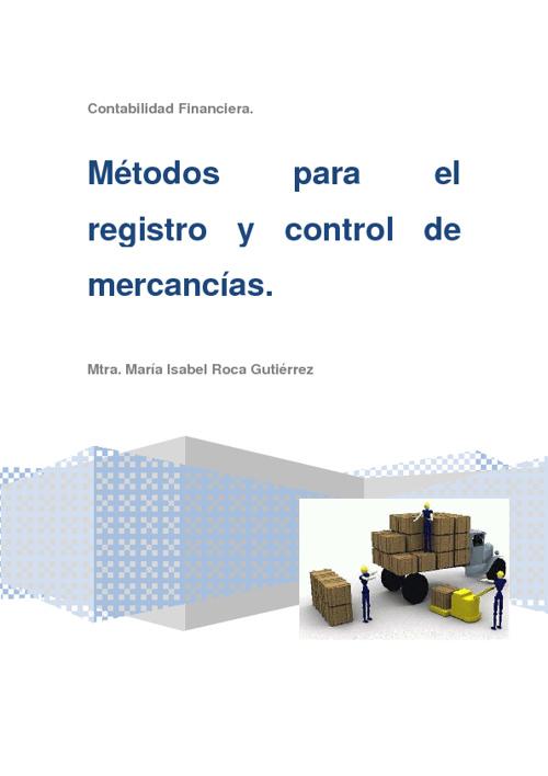 Metodo de Registros y Control de Compra-Venta de Mercancias