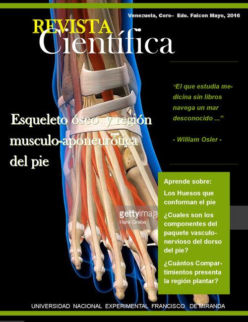 Revista científica del esqueleto oseo y región musculo-aponeurot