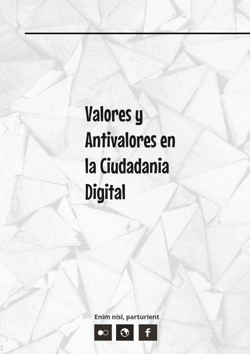 Cuestionario Ciudadanía Digital
