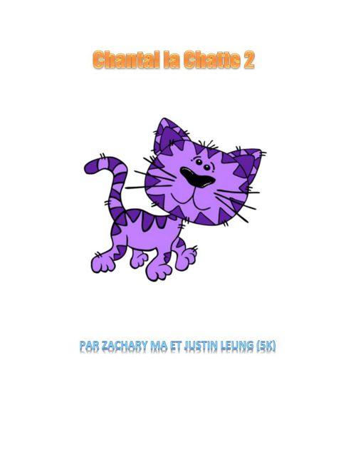Chantal la Chatte - 2