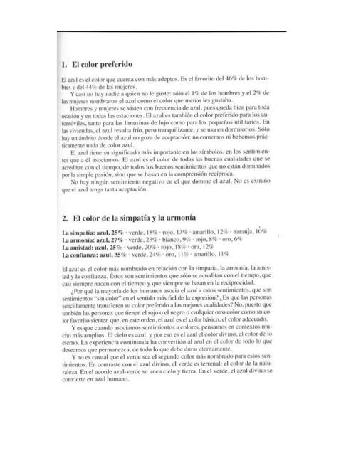LECTURA DEL AZUL PDF