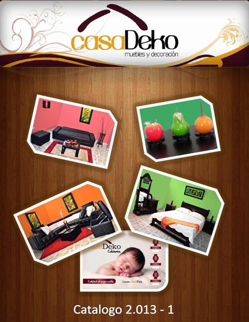 Catalogo de Alcobas - Casa Deko