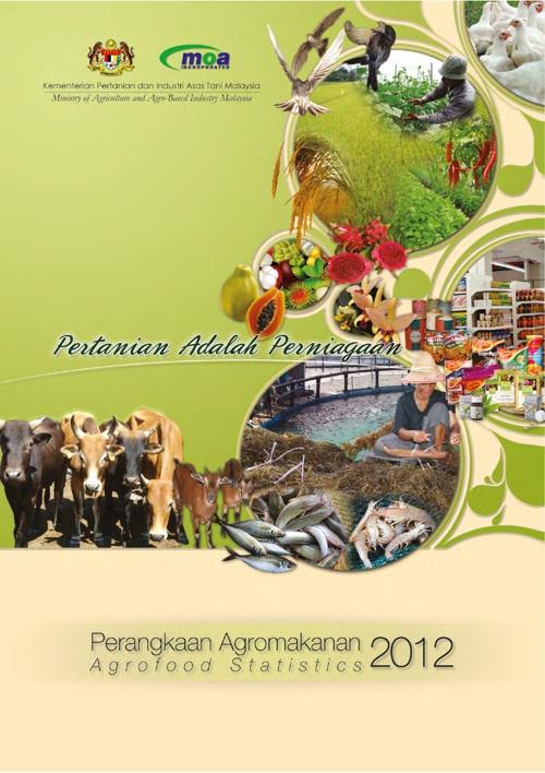 Perangkaan Agromakanan 2012