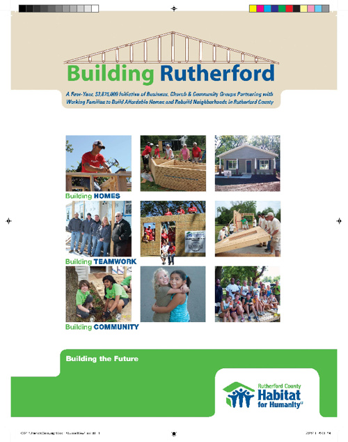 Building Rutherford