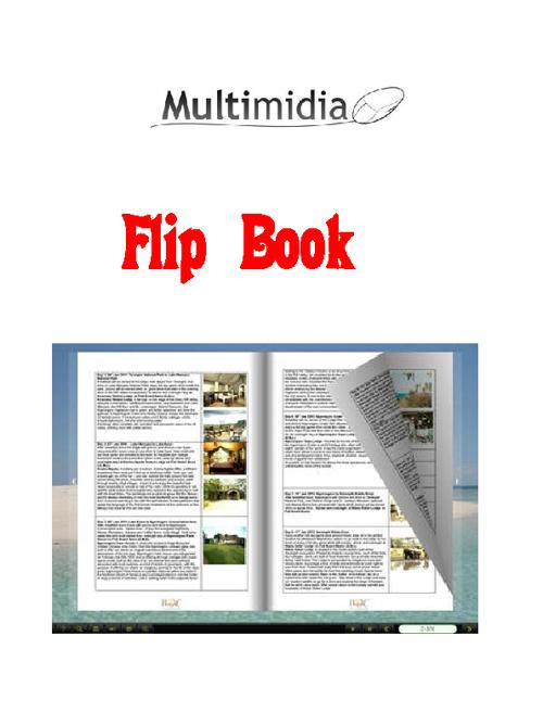 Criar Flip Book
