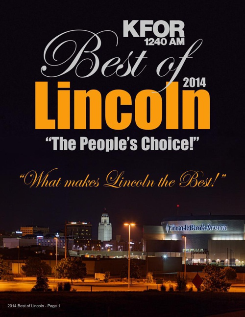 2014 KFOR Best of Lincoln Survey Results