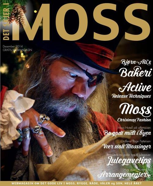 Det skjer i Moss, webmagasinet desember 2014